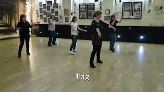 TU M'APPELLES, Silvia Schill, Line Dance & Teach (Tu M'appelles By Adel Tavil Feat. Peachy) 52019