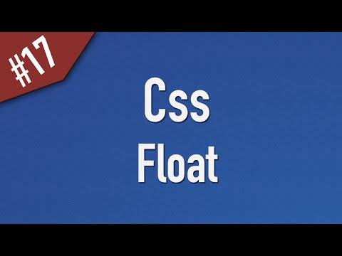 تعلم CSS القائمة #1 الفديو #17