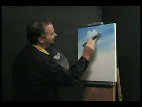 How to Oil Paint, FREE Oil Painting lesson 1 With Michael Thompson