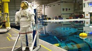 Wie funktioniert… ein Raumanzug?