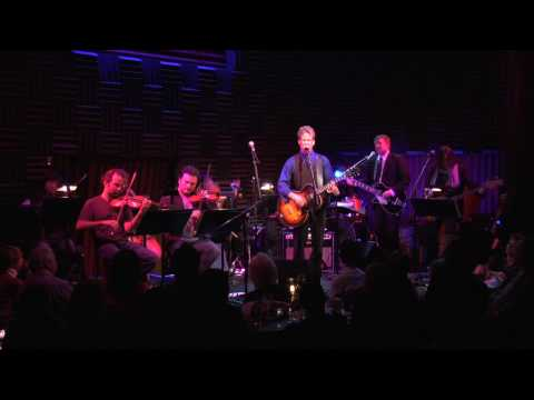"""Conrad Korsch - Highlights from his """"Live Love Leave"""" CD Release Party at Joe's Pub, NYC, 1/24/10"""