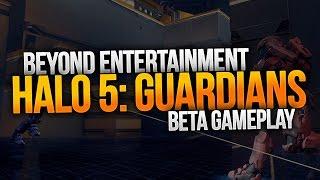 Beta multiplayer gameplay