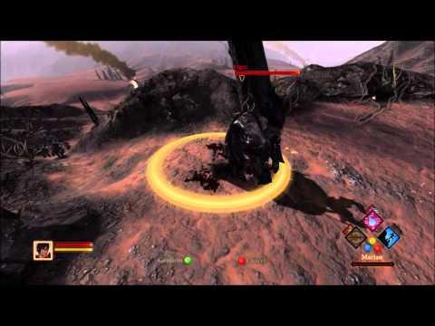 Playing The Dragon Age II Demo Like A Girl