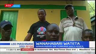 Wanahabari wa Turkana waangaishwa na magenge ya watu wanapotekeleza majukumu yao