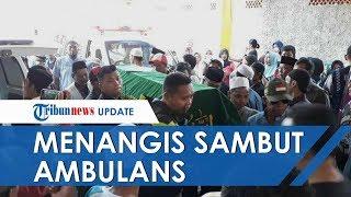 7 Jenazah Kecelakaan Bus di Subang Disalatkan di Masjid Depok, Tangis Warga Pecah