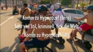 DARDAN ~ KOMM ZU HYPNOTIZE (Official HQ Lyrics) (Text)