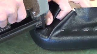 How To Upholster Fitness Equipment