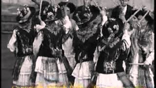 preview picture of video 'Gaita Mirandesa e Pauliteiros em Londres 1934'