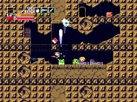 Cave Story (洞窟物語) TAS in 50:10,3 by nitsuja with author's commentary