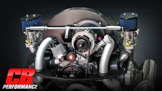 CB Performance - 2110cc Engine on the Dyno (made 159hp