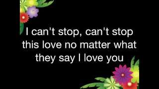 Darin - Can't Stop Love (Lyrics)