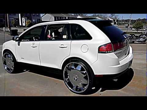 """1st FIRST LINCOLN MKX 26"""" LEXANI LX2 (WATCH IN 720P)"""