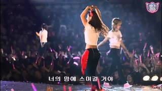SNSD - Baby Baby [The 1st Asia Tour Into The New World]
