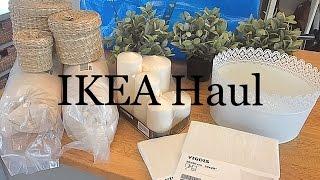 IKEA Trip! Plus Haul