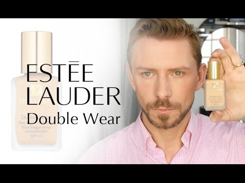 HIT! ESTEE LAUDER DOUBLE WEAR STAY IN PLACE MAKEUP REVIEW/DEMO!