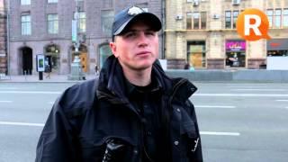 За превышение скорости полицейские Киева никого не штрафуют