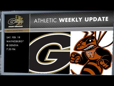 Weekly Athletics Update: February 15, 2017