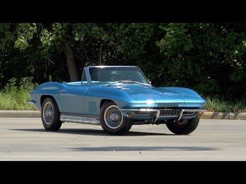 Video of '67 Corvette - QUHH