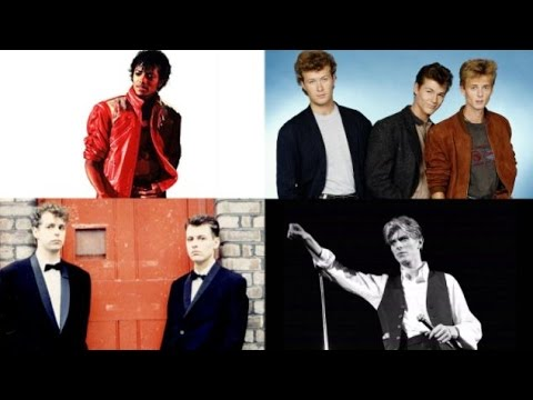 Top 100 Songs Of The 1980's
