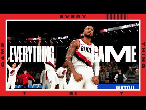 Trailer de gameplay pour la génération actuelle de consoles  de NBA 2K21