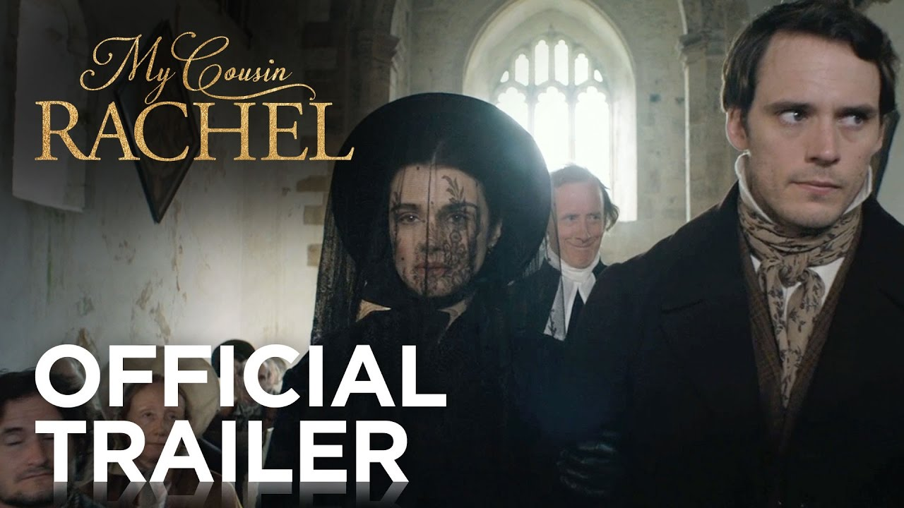 Trailer för My Cousin Rachel