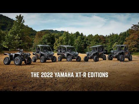 2022 Yamaha Wolverine RMAX4 1000 XT-R in Sandpoint, Idaho - Video 1