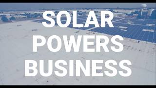 pv magazine: The companies behind the Midwest's largest rooftop solar installation