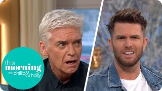 Joel Dommett Reveals Which Masked Singer He Didn't Recognise   This Morning