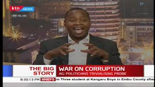 The Big Story: DPP denies leaking investigations