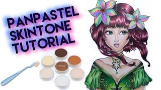 Tutorial: Skin Tone With PanPastel