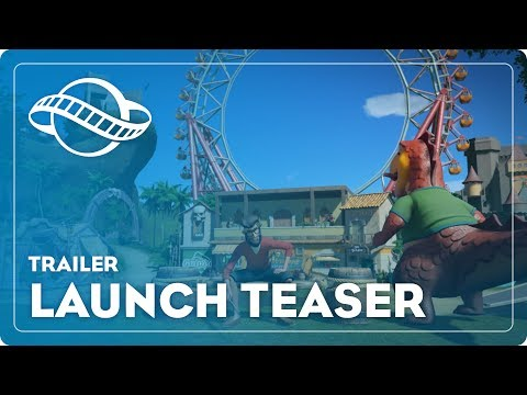Teaser: Launch Trailer - Planet Coaster thumbnail