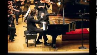 Trifonov plays Rachmaninoff Concerto no. 1