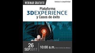 Plataforma 3DEXPERIENCE y Casos de Éxito