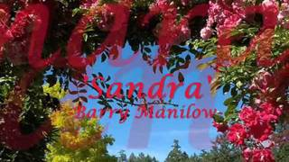 'Sandra' - Barry Manilow lyrics