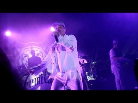 J Balvin - Malvada Live Charlotte NC New