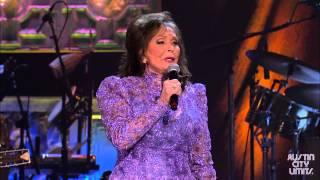 """ACL Presents: Americana Music Festival 2014 - Loretta Lynn """"Coalminer's Daughter"""""""