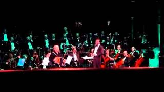 Jarek Nohavica a Janáčkova filharmónia- Ostrava černá