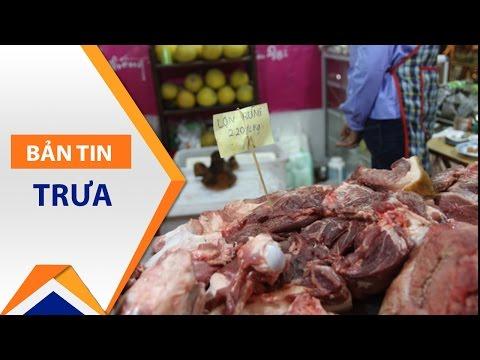 27.000 đồng/kg thịt lợn nhập khẩu về Việt Nam | VTC1