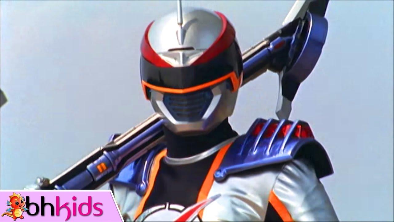 Chiến Đội siêu nhân Sấm Sét - GoGo Sentai Boukenger, Tập 19: Siêu Nhân Bạc Biến Hình