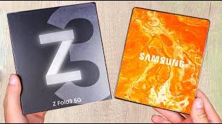 Samsung Galaxy Z Fold 3 - WORLD'S FIRST