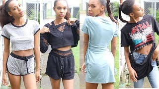Try ON HAUL- HUGE Fashion Nova Haul HONEST REVIEW- More!