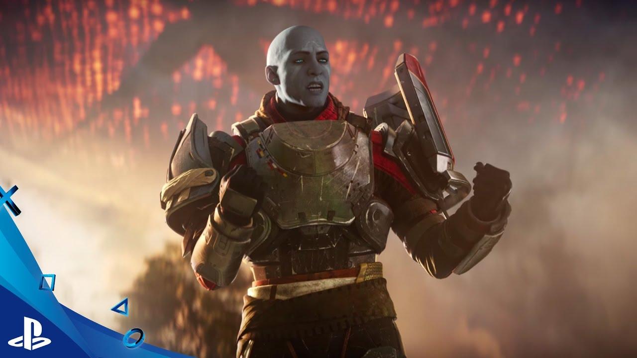Destiny 2 llega a PS4 el 8 de septiembre – No te pierdas el tráiler