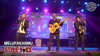 Style Voice - Melupakanmu (Official Live Performance)