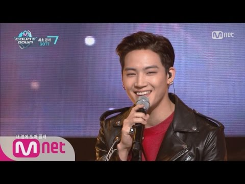[GOT7 - Let Me] Comeback Stage | M COUNTDOWN 160929 EP.494