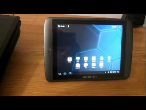 Archos 80 G9 8Gb - Using A Flash Drive