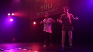 UNO+YULI @ MAYAKA NIGHT 2017. 4. 1