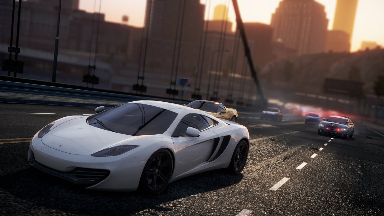 Need For Speed: Most Wanted Singleplayer Is Also About One-Upping Your Friends