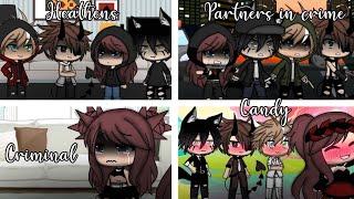 Heathens / Partners in crime / Criminal / Candy / GLMVS