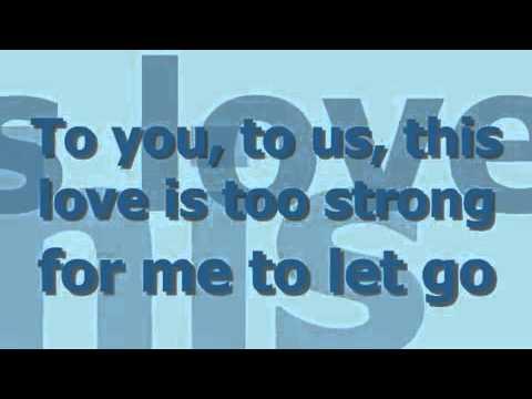 Broken Yet Holding On lyrics inc