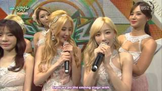 [ENG SUB] 150911 SNSD Girls Generation 'Lion Heart' Interview